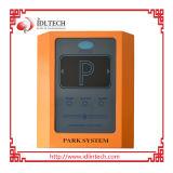 駐車のための長距離RFIDタグ読取り穿孔機