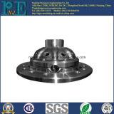 Pièces faites sur commande de condensateur de moulage d'aluminium
