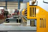 QC12y-4*3200mm Hydraulic Swing Beam Shearing MachineまたはPlate Cutting Machine/Hydraulic CNC Fabrication Shearing