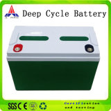 Batería profunda de la energía del ciclo VRLA para el sistema de energía (12V100AH)
