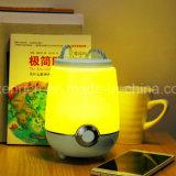RGBW 휴대용 LED 음악 책상용 램프