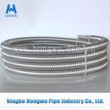 Conduttura ondulata materiale dell'acciaio inossidabile 304