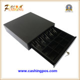 Qe - 300 Metal POS Cash Drawer for Shopping Center 3bills 4coins