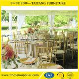 卸し売り金属の結婚式のための熱いChiavariの椅子