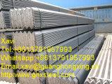 Q235D, A36, Q235C, ángulo de acero laminado en caliente de Q345c, acero del ángulo