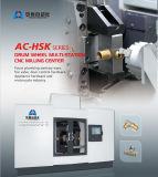 Centro de fresado CNC de múltiples estaciones de la rueda de tambor de la serie AC-HSK