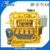 Тип передвижная машина класть яичка Qt40-3A блока, изготовления машины блока класть яичка