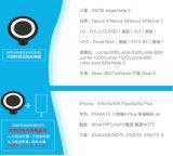 Новый малый всеобщий заряжатель радиотелеграфа держателя телефона автомобиля 2016