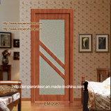 Emperador MDF puerta de cristal, panel de la puerta