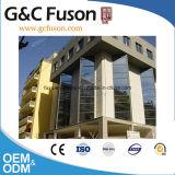 Parede de cortina de alumínio do indicador do vidro Tempered do frame para o edifício