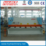 QC12Y-20X3200 강철 Plate 절단기 또는 유압 깎는 기계