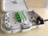 Caixa terminal da fibra óptica do divisor FTTH do PLC da série 8port de Fdb Ftb