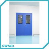 Schwingen-industrielle Tür des Doppelt-Idpm-2