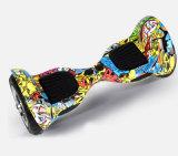 10 Elektrische Autoped van het Saldo van Twee Wiel van de duim de Zelf Elektrische Slimme