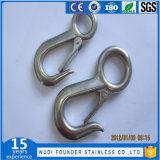 Fournisseur de la Chine des crochets d'oeil d'acier inoxydable
