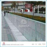 Barricade van het Overleg van het aluminium de Vangrail van de Barrière van de Controle van de Menigte