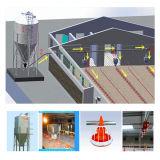 De volledige Apparatuur van het Gevogelte van de Reeks Automatische voor het Landbouwbedrijf van het Gevogelte