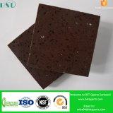 Глубоко - коричневый Countertop кухни кварца Starlight