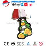 Jouet en plastique de vente de parachute drôle chaud de pingouin pour la promotion de gosse