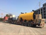 2t Wns 3のパスのガスか石油燃焼の蒸気ボイラ