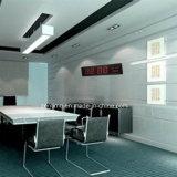 Gran pantalla digital LED de pared electrónico del reloj del calendario