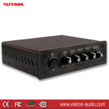 Чернота AMP силы каналов 15W*2 усилителя 2 нового класса d HiFi цифров Bluetooth