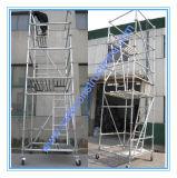 渡された安全なSGSは構築のための足場に電流を通した