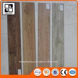 Carrelages en bois de vinyle de PVC de texture