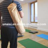 Мешок йоги пробочки с регулируемым плечевым ремнем для циновки йоги