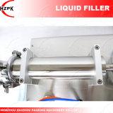Sola máquina de rellenar líquida principal del llenador/del agua/máquina de rellenar líquida