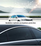 1.52X30m 차를 위한 이동할 수 있는 차 창 지능적인 담채 필름, 금속 Windows 담채 필름