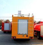 4X2 Isuzu 물 탱크 거품은 화재 싸움 유조 트럭을 진화한다