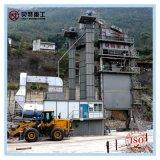 Centrale de malaxage de traitement en lots d'asphalte forcé intermittent de papeterie de 120 t/h avec OIN 9001