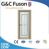 Foshan Factory Porte pivotante en aluminium pour chambre à coucher