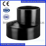 HDPE Entwässerung-Kolben-Schmelzverfahren PET, das Sovent HDPE Druckdose-Entwässerung-Befestigung befestigt