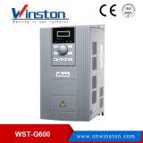 Excitador amplamente utilizado da potência de C.A. 0.75kw de Winston (WSTG600-2S0.7GB)