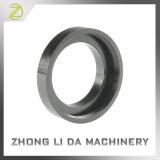 Прокладка объектива CNC подвергая механической обработке латунная с чернит обработку