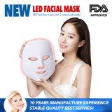 Masque facial léger de la thérapie DEL de PDT pour le rajeunissement de peau