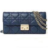 نساء جديدة عرضيّ محفظة حقيبة [جنوين لثر] سيادة [كروسّ] [بودي] [شوولدر بغ] مال هاتف غلاف حقيبة [أل335]