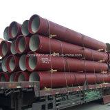 Tubulação Ductile do ferro do ISO 2531 Ductile do ferro para o projeto de água