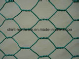 熱い高品質の販売によって電流を通される六角形の金網