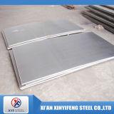 Placa laminada a alta temperatura do aço 316 inoxidável de ASTM 304