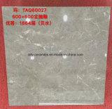 Foshan-Baumaterial-weißer Marmorblick glasig-glänzende Porzellan-Fliese