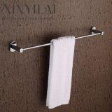 Da qualidade do Fornecedor-Banheiro do cromo da placa barra 2017 de toalha de bronze