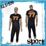 Jeu uniforme d'équipe d'OEM de service de football américain bon marché en gros de bonne qualité