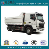 De 10-speculant van de Vrachtwagen van de Kipwagen van Sinotruk HOWO A7 371HP 6X4 de Vrachtwagen van de Stortplaats