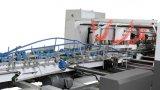 Carpeta automática Gluer/rectángulo del papel acanalado que pega la máquina (DG-3200)