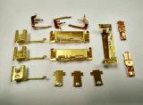 Micro metal que carimba a peça para o conetor