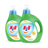 Detergente líquido da fragrância 3L da luz do sol para a roupa de lavagem