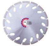 Profesionales seco / húmedo de plata soldadas Cuchillas para Uso General